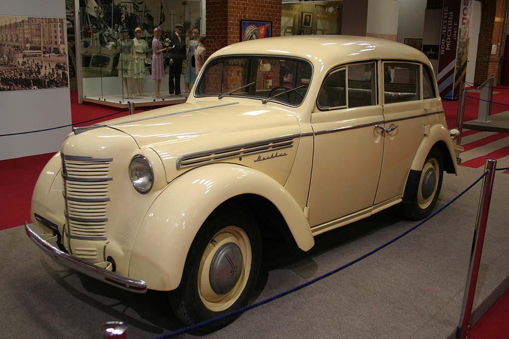 Составлен рейтинг советских автомобилей с иностранными корнями