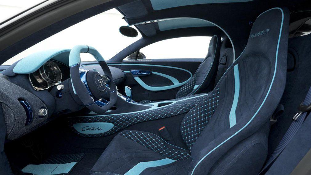 Тюнингованный Bugatti Chiron выставили на продажу за 4,25 млн евро