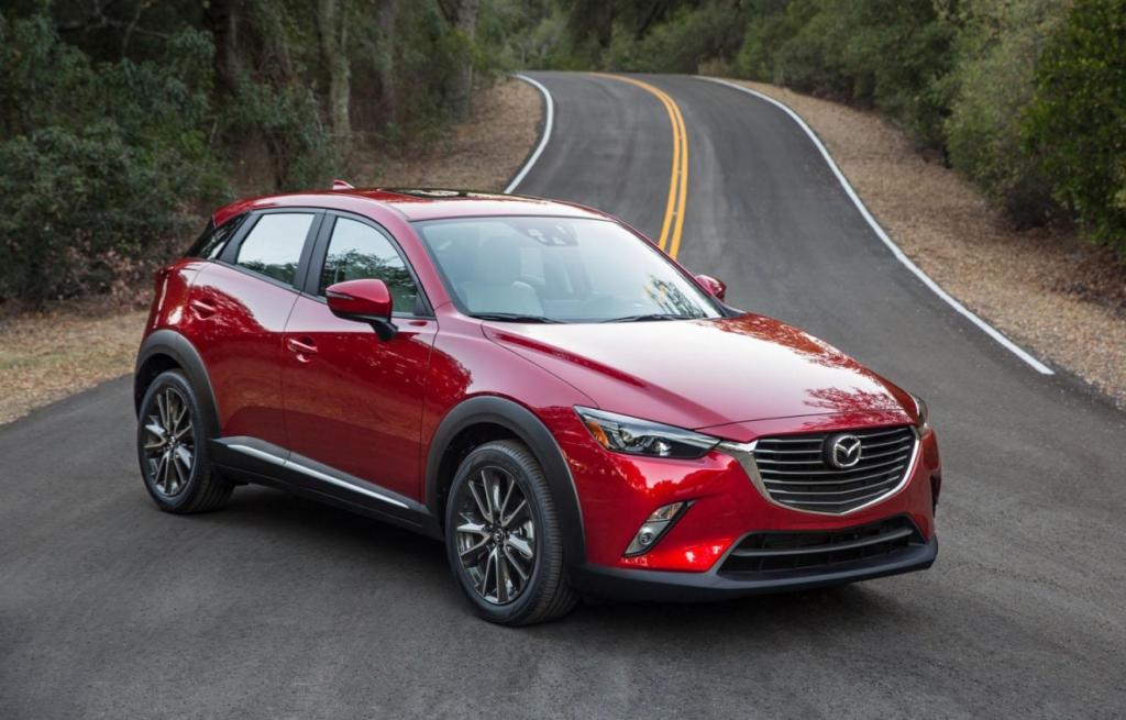 В Сети появились первые подробности о новом кроссовере Mazda CX-3