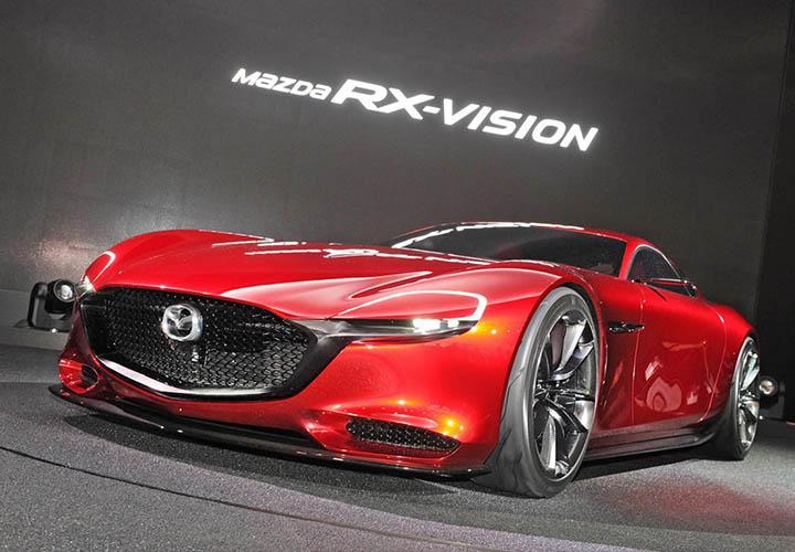 СМИ: Mazda RX-9 с роторным ДВС не стоит ожидать раньше 2020 года