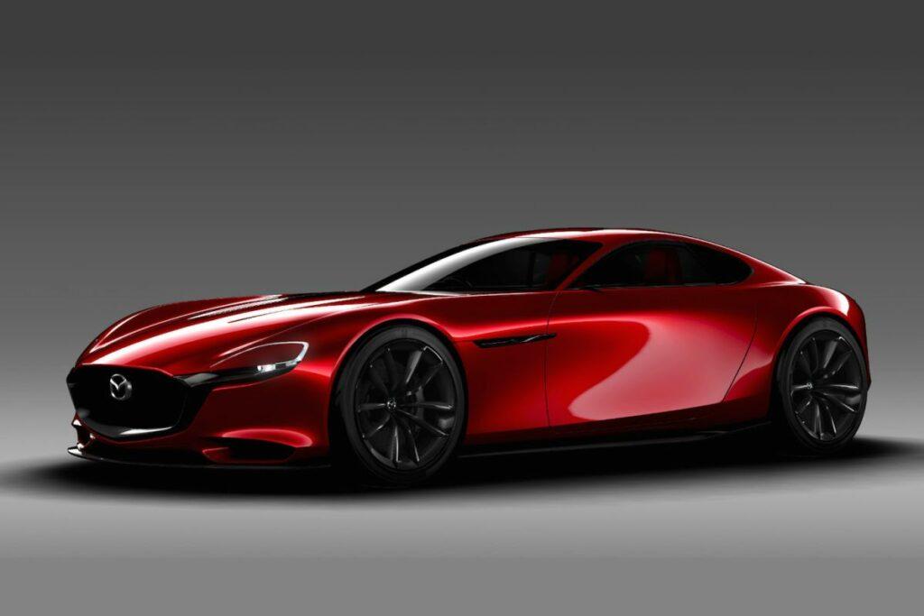На рынок электрокаров Mazda выйдет с новым роторным двигателем