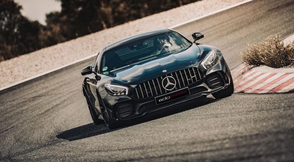 Edo Competition представило «заряженный» спорткар Mercedes-AMG GT R