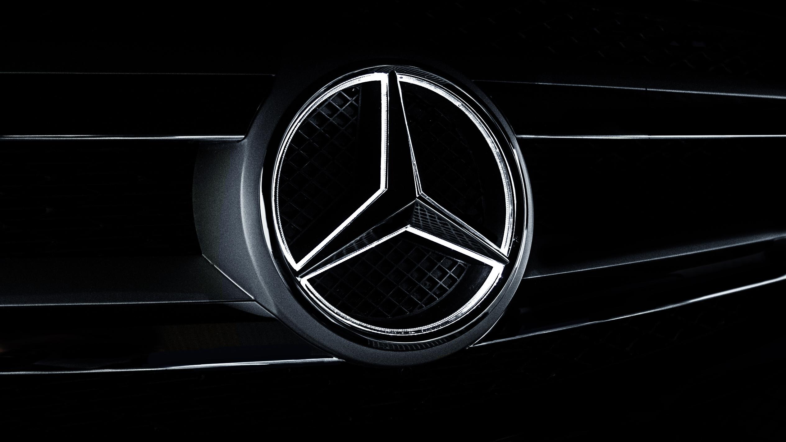 Mercedes-Benz-Logo-Wallpaper - Автопортал Tvoe-avto.com ...
