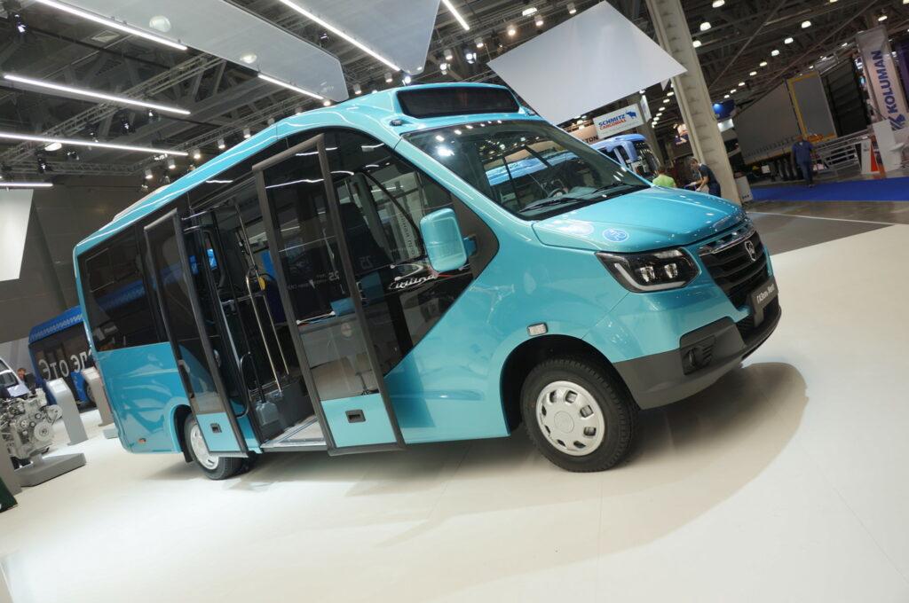 К выпуску низкопольного микроавтобуса «ГАЗель City» готовится ГАЗ
