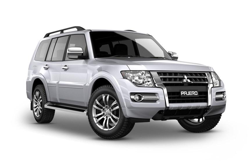 Вседорожный автомобиль Митсубиши Pajero поэтапно оставляет мировые рынки