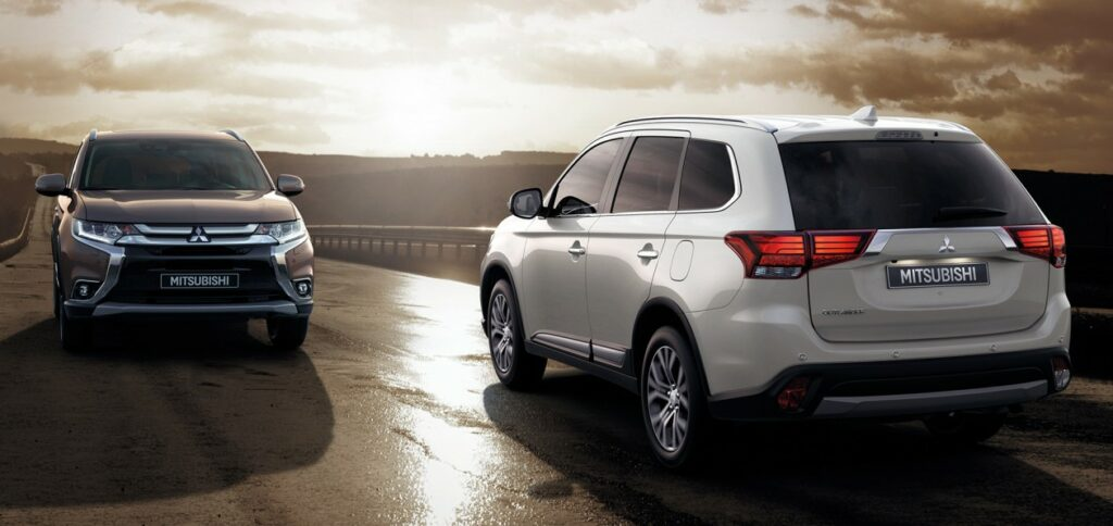 Mitsubishi отзывает в РФ более 20 тысяч автомобилей Outlander