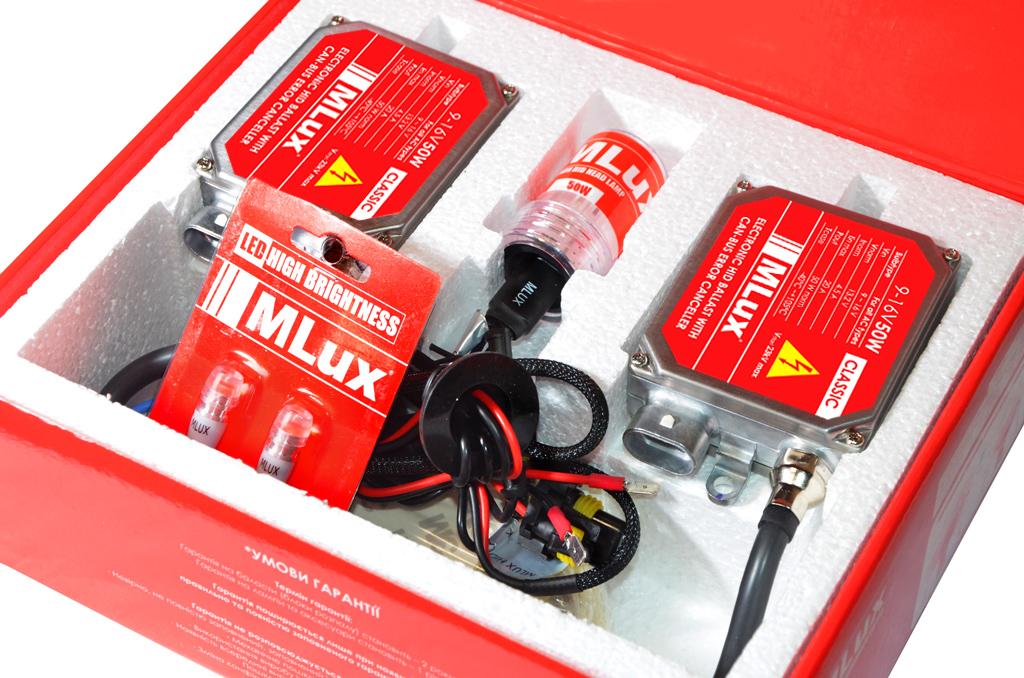 Солидный ассортимент ксеноновых ламп MLux от компании Auto Electro