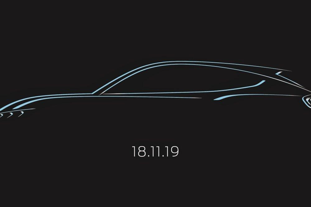 Электрокроссовер Ford в стиле Mustang представят 18 ноября