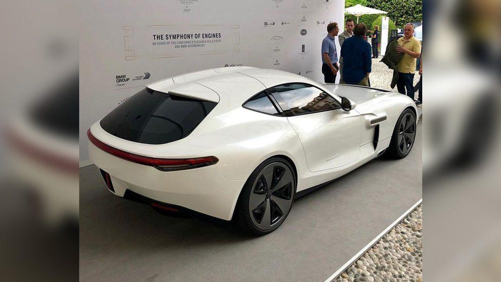 Возрожденный бренд Austro Daimler показал свою первую модель