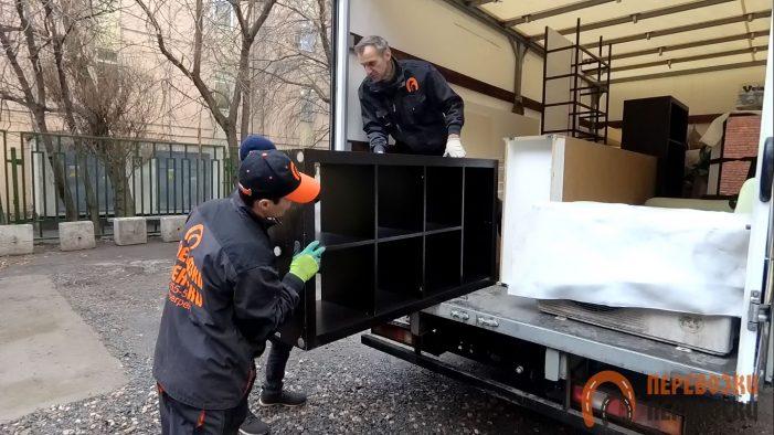 Профессиональная перевозка мебели: недорого и надежно
