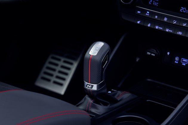 Hyundai рассекретила спортивный кроссовер Hyundai Tucson N Line