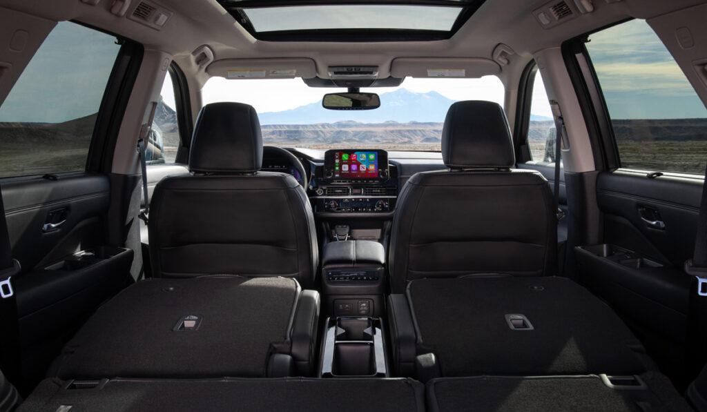 Nissan официально презентовал кроссовер Nissan Pathfinder нового поколения