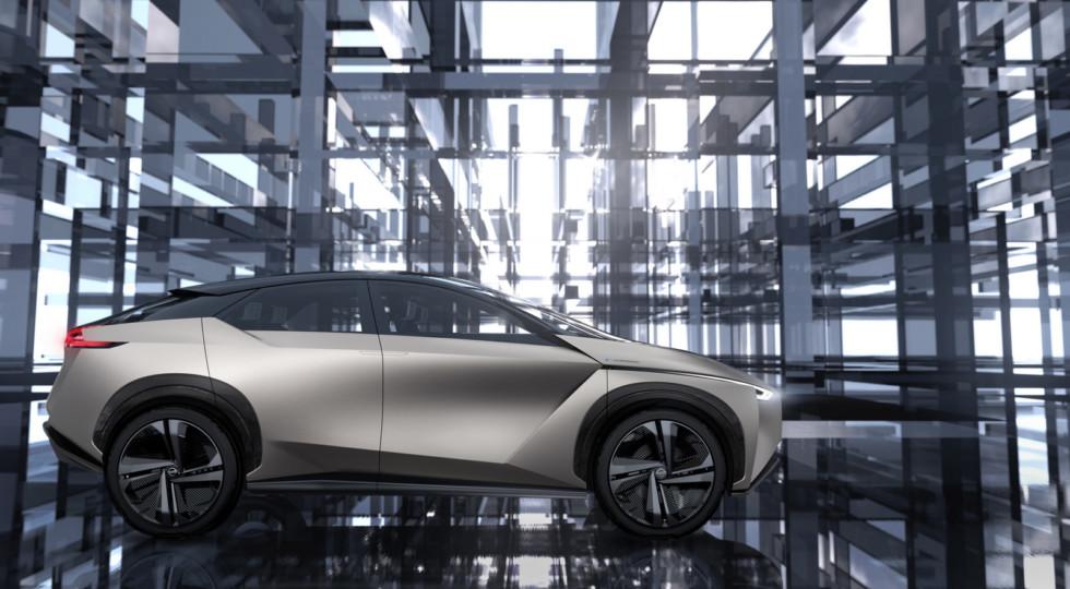 Серийный электрокроссовер Nissan появится в продаже в 2020 году