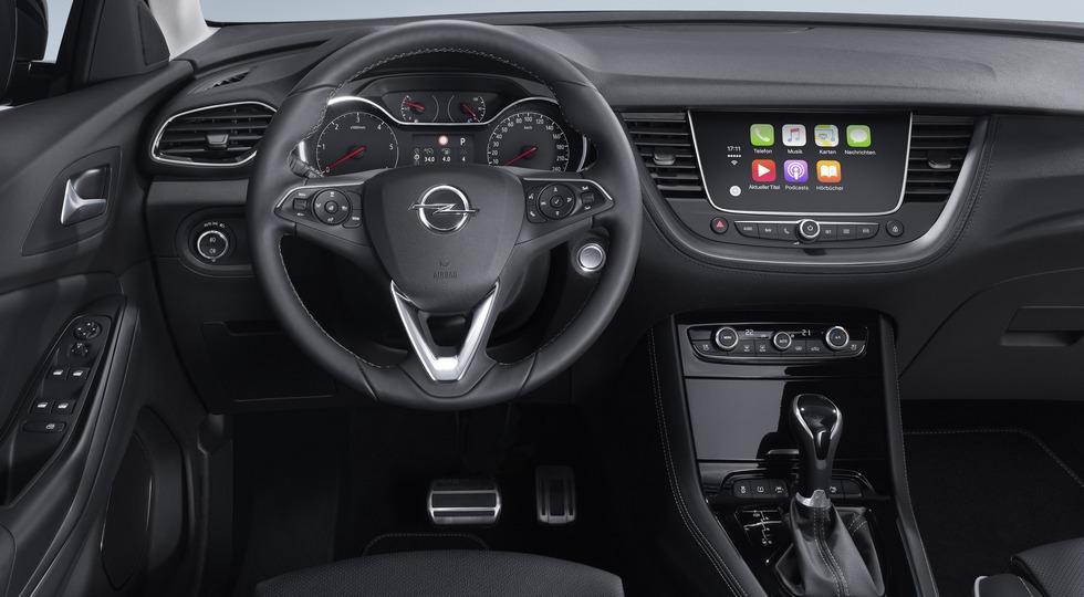 Opel Grandland X получил новую комплектацию и новый дизель