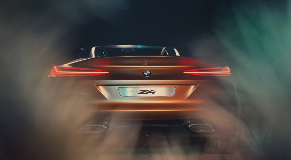 Новый родстер BMW Z4 приедет в Россию