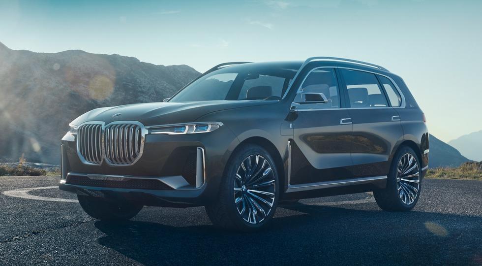 В 2018 году два новых кроссовера BMW X2 и BMW X7 появятся в России