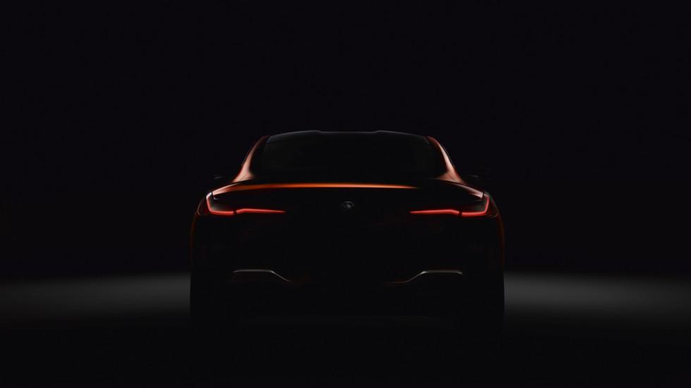 Компания BMW представит купе BMW 8-й серии 15 июня