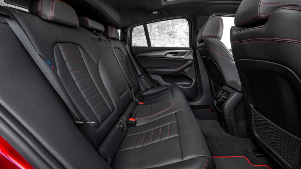 Стали известны цены и комплектации на новый BMW X4 для России