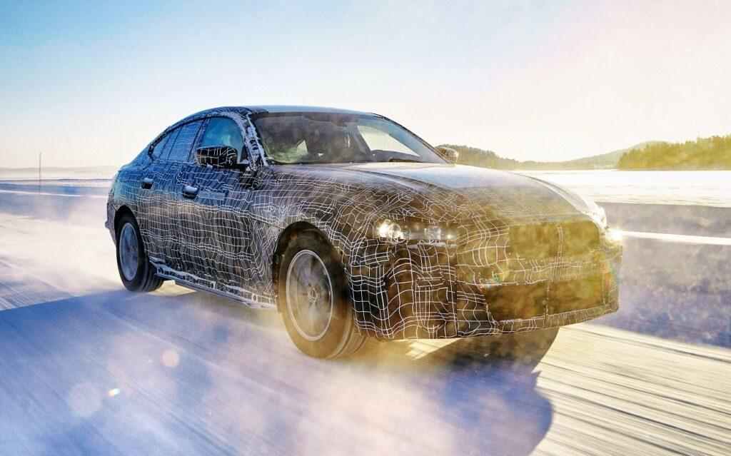 BMW через 2 месяца представит в Женеве концепт BMW i4