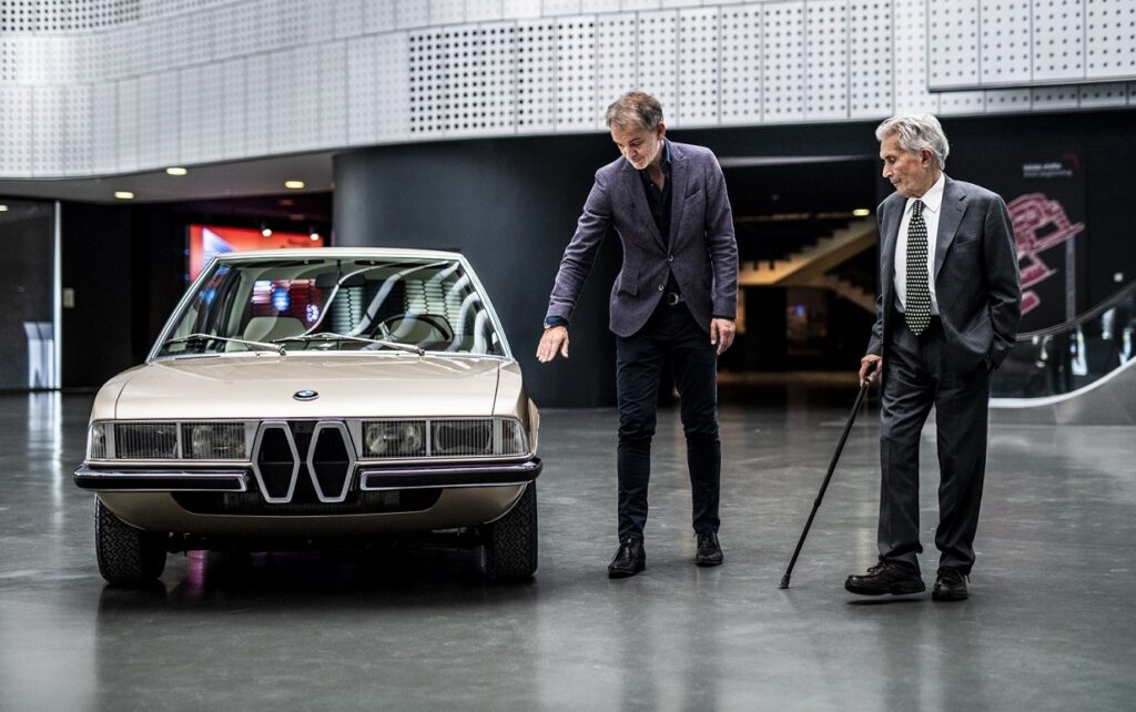 BMW с нуля воссоздала потерянный концепт Garmisch 1970 года