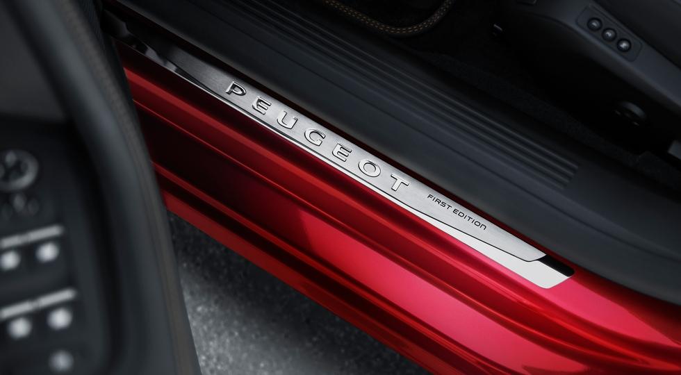 Новый Peugeot 508 получил первую спецверсию 508 First Edition