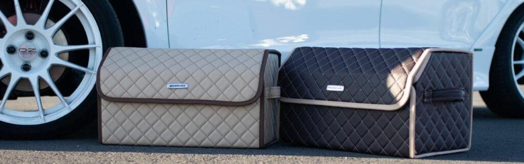 Органайзеры в багажник: эстетичная оптимизация всех необходимых вещей