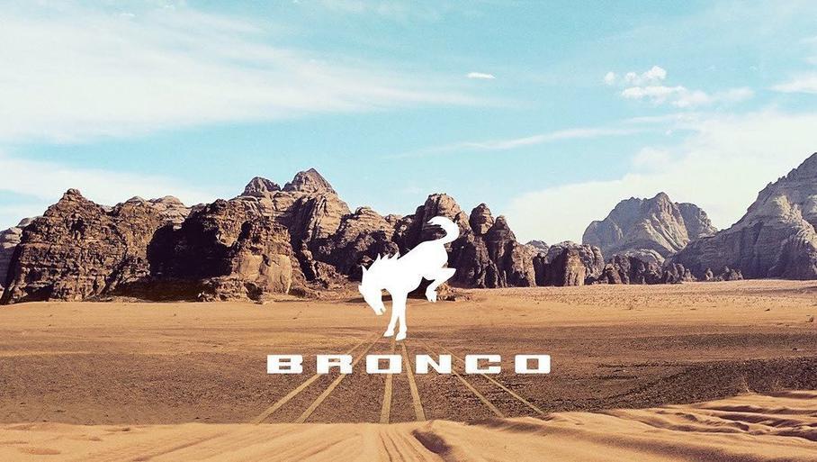 Названа дата премьеры нового внедорожника Ford Bronco