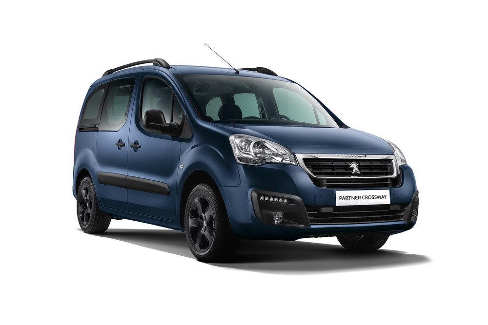Компания Peugeot начала принимать заказы на новый Partner Crossway