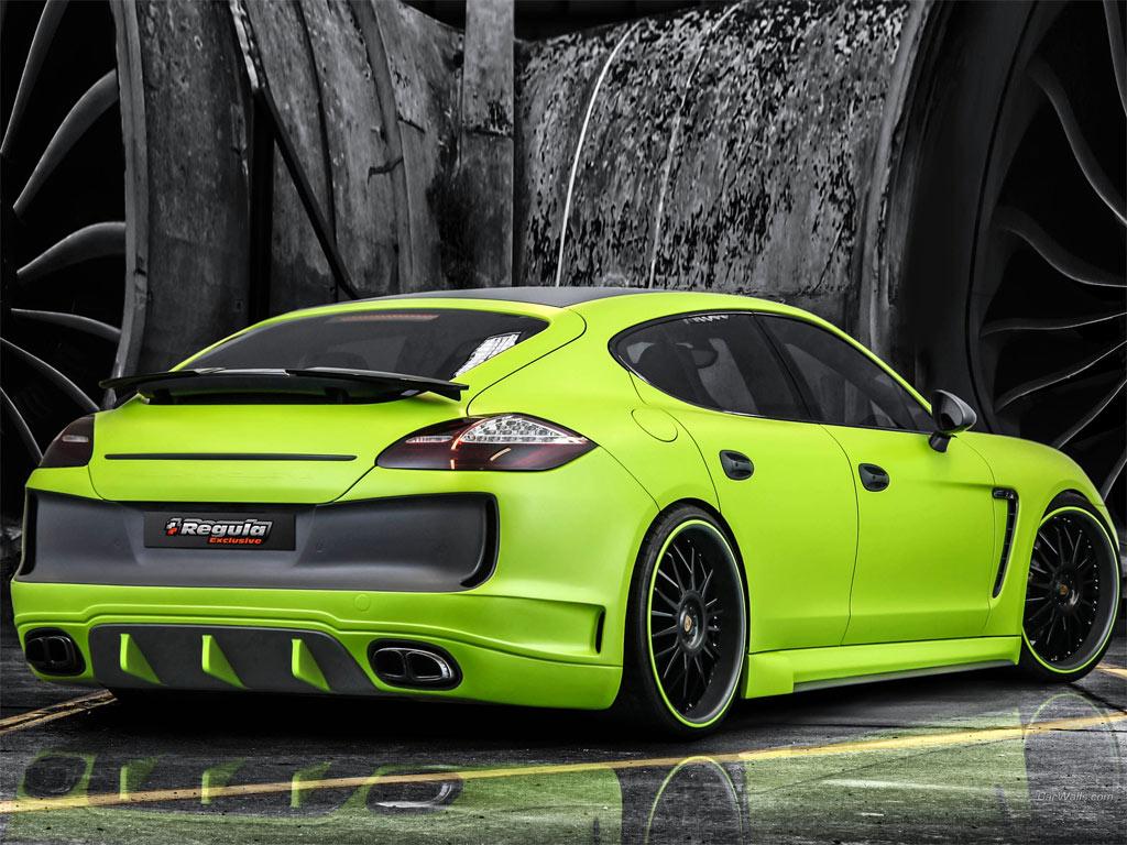 Многообразие вариантов тюнинга автомобилей марки Porsche