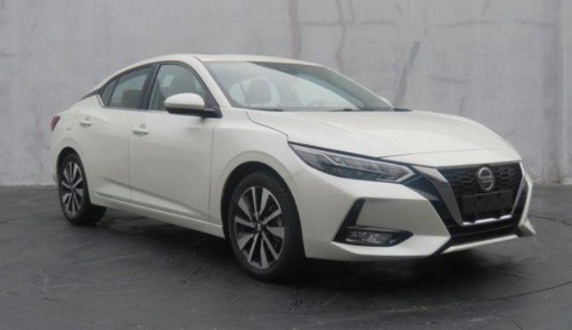Новый бюджетный седан Nissan Sentra показали на фото