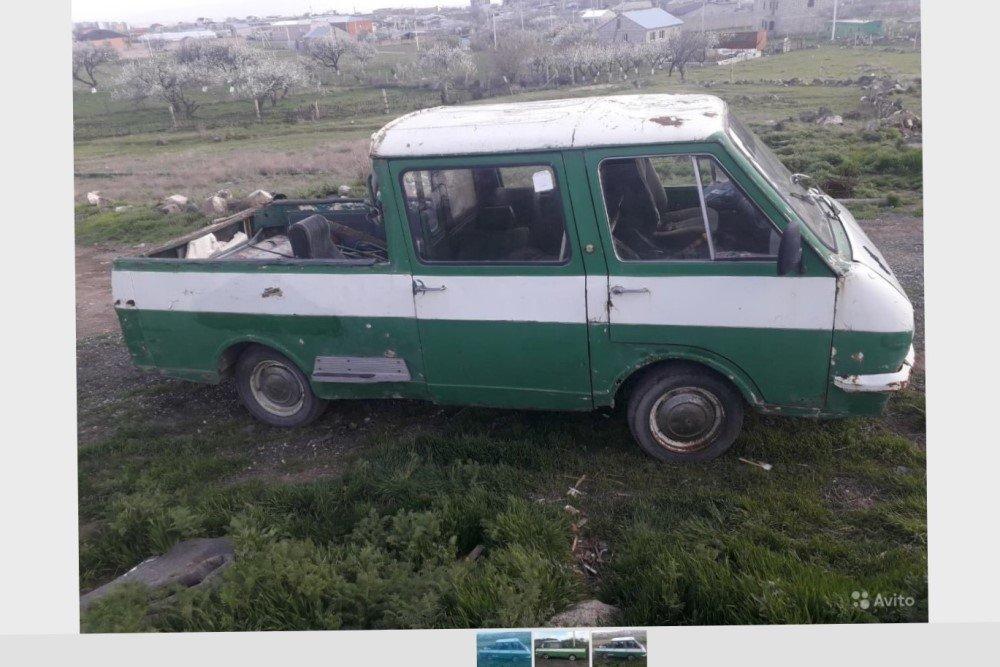 Уникальный пикап РАФ выставили на продажу за 350 тысяч рублей