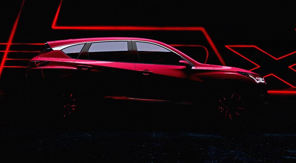 Видео: новый Acura RDX