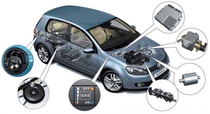 Что учесть при переводе автомобиля на газ