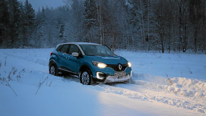 Duster, Kaptur, или Koleos: какой из кроссоверов Renault выбрать для дорог Заполярья
