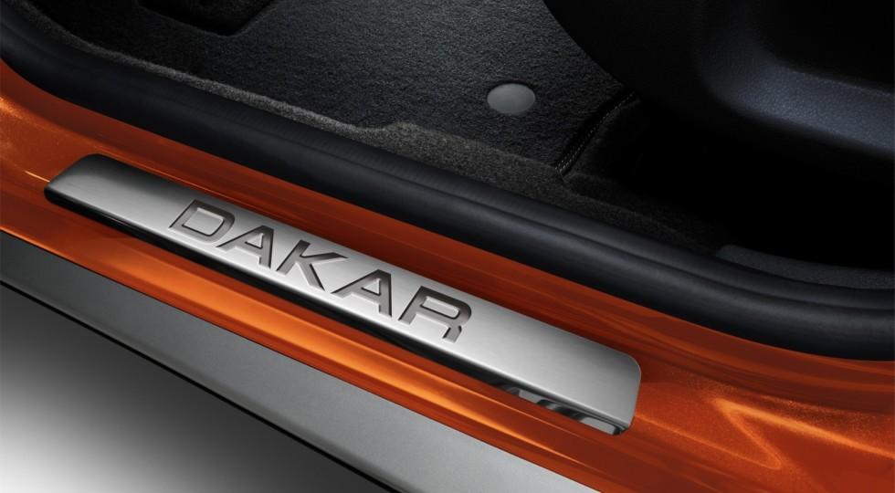 Renault в РФ начала продажи лимитированной версии Duster Dakar