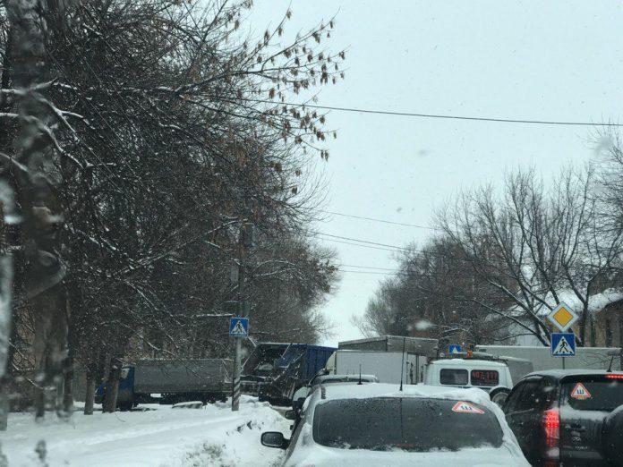 ДТП на трассе Сызрань-Волгоград: две женщины получили травмы