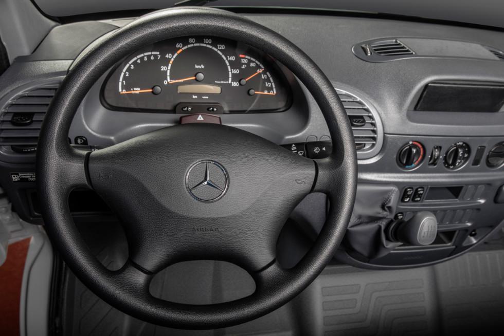 Новый Mercedes-Benz Sprinter Classic стал доступен для заказа