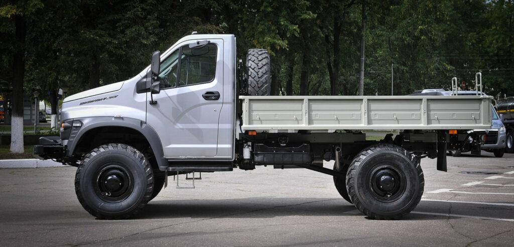 В России стартовали продажи грузовика ГАЗ «Садко Next»
