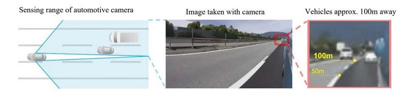 В Mitsubishi создали новую видеосистему вместо боковых зеркал