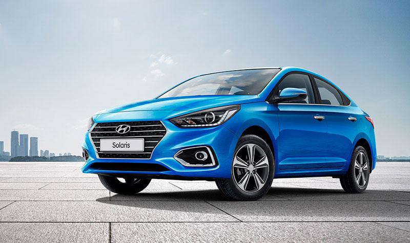 Продажи автомобилей Hyundai в России в апреле выросли на 16,2%.
