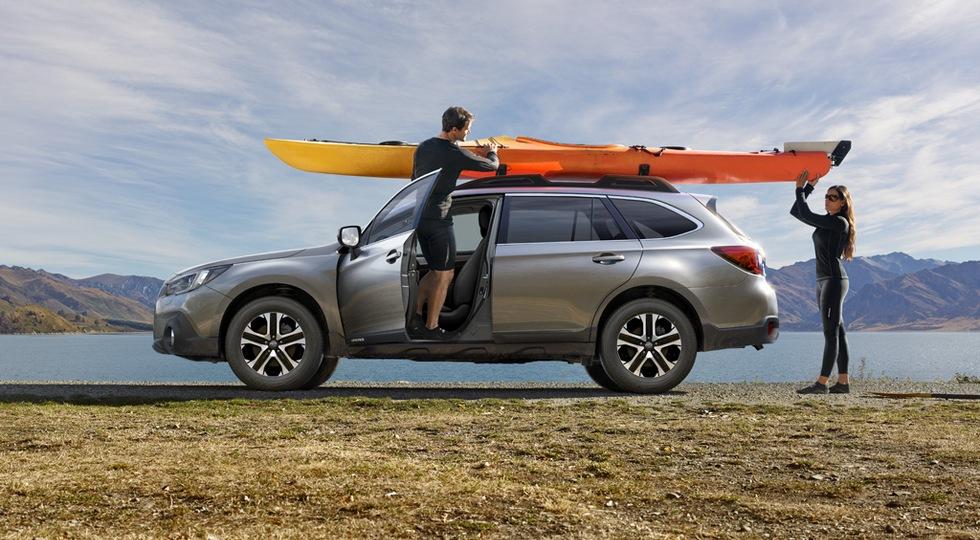 Subaru привезёт новый Outback в Россию во втором квартале 2018 года