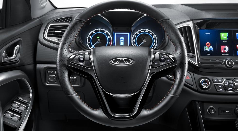 Chery Tiggo 5 получил новую топовую комплектацию Luxury Plus CVT