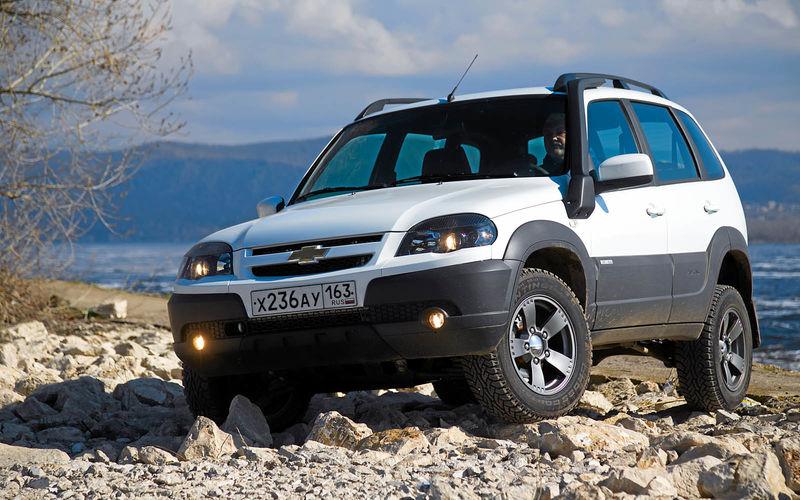 Каждая пятая Chevrolet Niva на рынке РФ продается по схеме трейд-ин