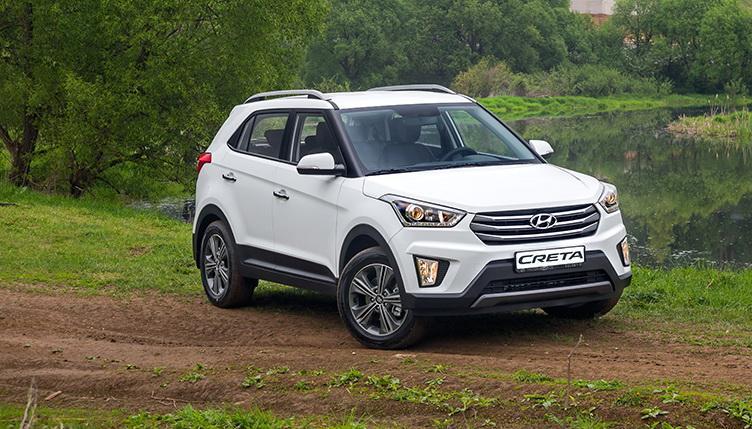 Кроссовер Hyundai Creta в ноябре установил рекорд продаж на рынке РФ