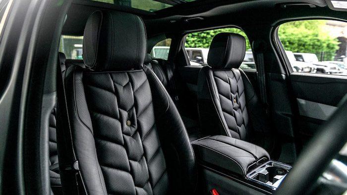 Ателье Kahn Design показало тюнингованный Range Rover Velar