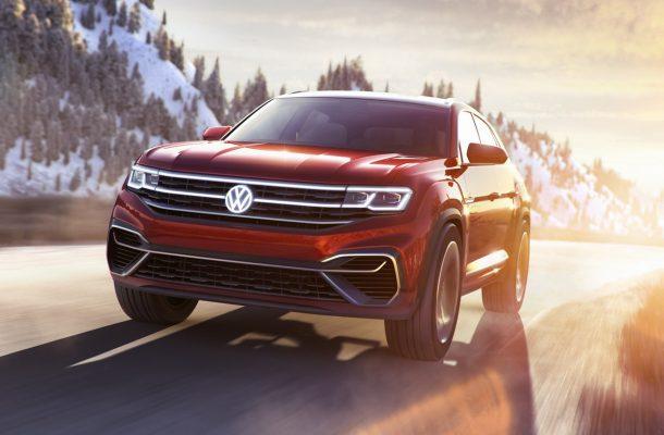 Volkswagen Teramont получит укороченную версию Teramont Cross Sport