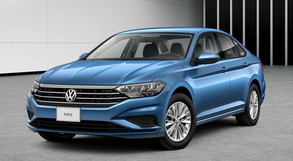 """Производство Volkswagen Jetta остановили на """"ГАЗе"""""""