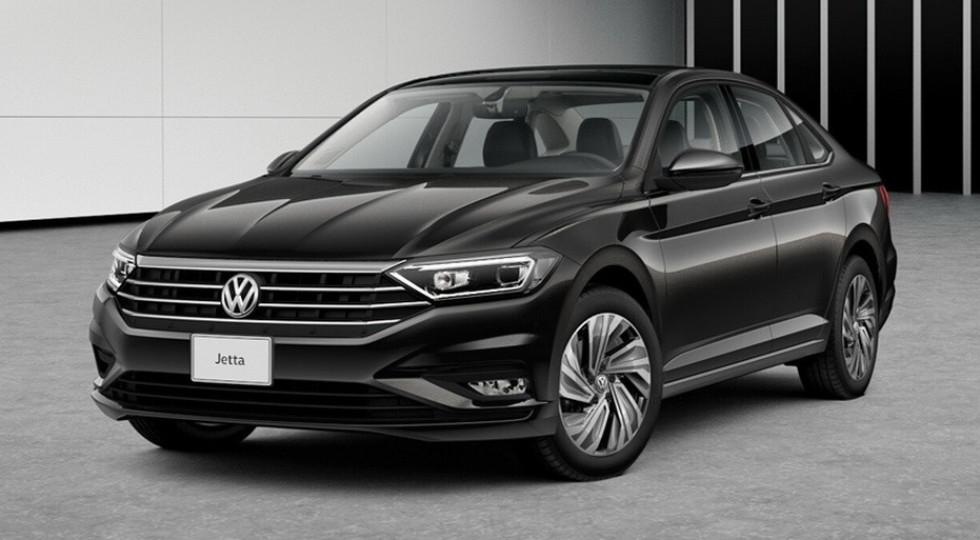 Седан Volkswagen Jetta нового поколения поступил в продажу