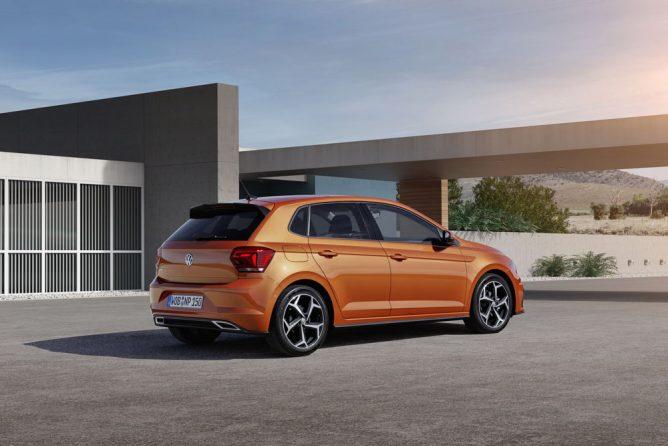 Новый Volkswagen Polo на британском рынке оценили от 13 855 фунтов