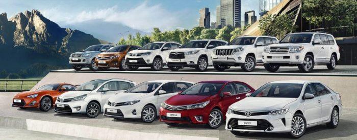 Какую модель Тойота приобретать?